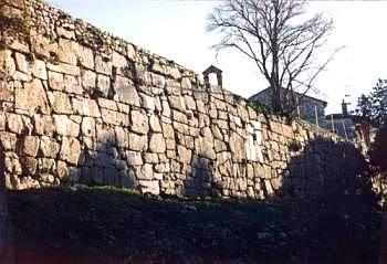 Cassino (FR) - Le mura poligonali